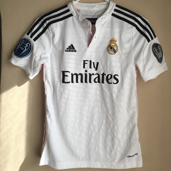 info for 7cfb5 2a556 Sergio Ramos Jersey Real Madrid Home 2014 2015